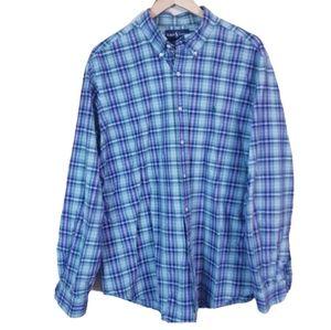 Ralph Lauren   Classic bright multicolored shirt